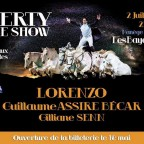 LIBERTY HORSE SHOW Spectacle Equestre Nocturne